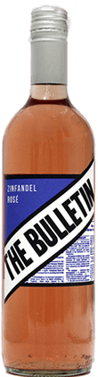 The Bulletin Zinfandel Rose