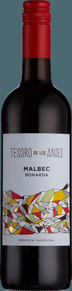 Tesoro de los Andes Malbec Bonarda