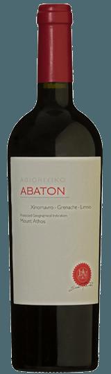 Tsantali Agioritiko Abaton Mount Athos Red