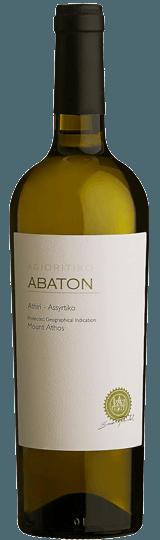 Tsantali Agioritiko Abaton Mount Athos White