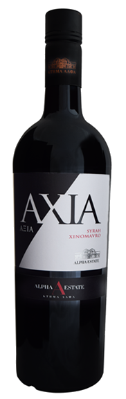 Alpha Estate Axia Xinomavro Syrah Florina