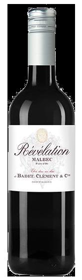 Badet Clement Revelation Malbec