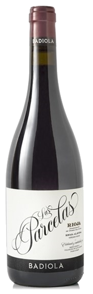 Badiola Las Parcelas Rioja Alavesa