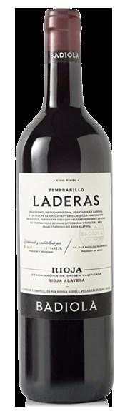 Badiola Tempranillo de Laderas Rioja