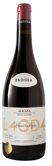 Badiola Vino de Pueblo Laguardia L4GD4 Rioja
