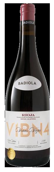 Badiola Vino de Pueblo Villabuena V1BN4 Rioja Alavesa