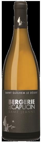 Bergerie du Capucin Dame Jeanne Blanc Saint Guilhem le Desert