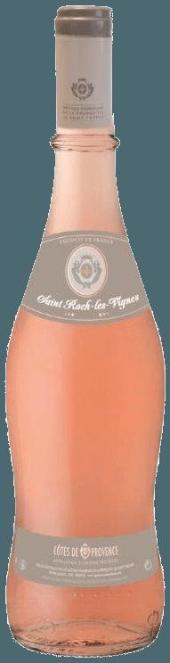 Cotes de Provence Rose Saint Roch-Les-Vignes