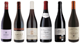 The Cotes-du-Rhone Mixed Case