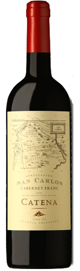 Catena Appellation Cabernet Franc