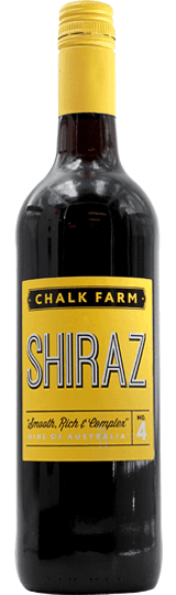 Chalk Farm Shiraz South Australia
