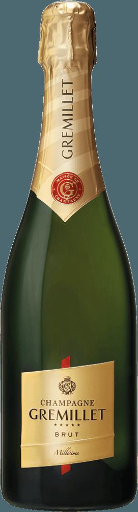 Champagne Gremillet Brut Vintage