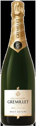 Champagne Gremillet Zero Dosage