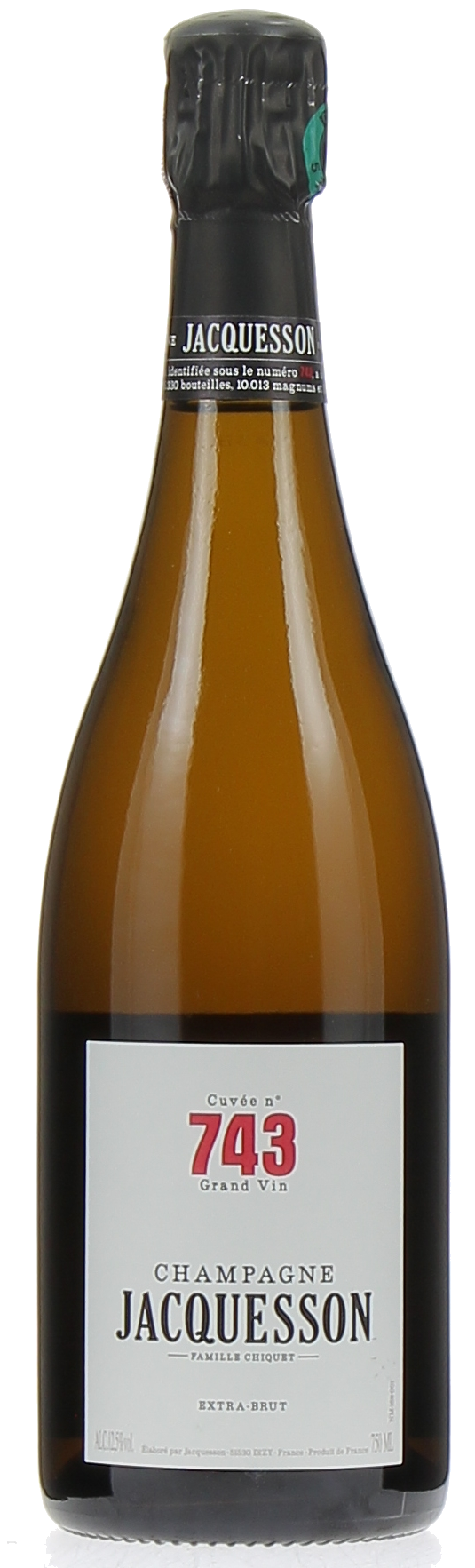 Champagne Jacquesson Cuvee 743