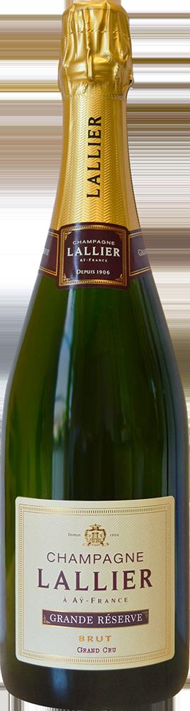 Champagne Lallier Grand Cru Grande Reserve Brut