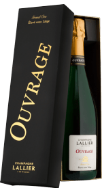 Champagne Lallier Grand Cru Ouvrage