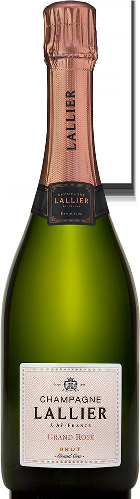 Champagne Lallier Grand Cru Rose Brut