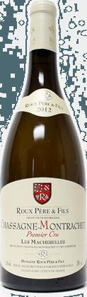 Chassagne-Montrachet 1er Cru Domaine Roux Macherelles Burgundy