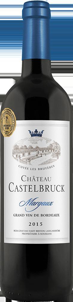 Chateau Castelbruck Margaux Cuvee Bruyeres