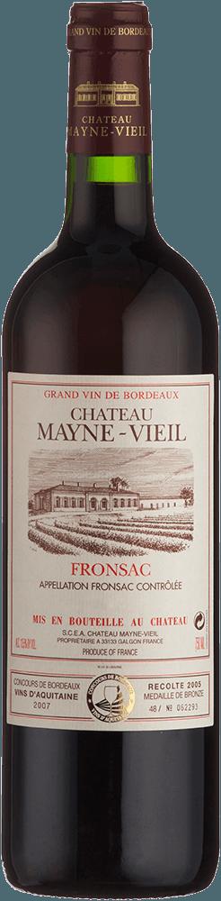 Chateau Mayne-Vieil Fronsac Bordeaux