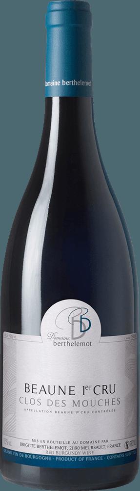 Domaine Berthelemot Beaune Premier Cru Clos des Mouches Rouge