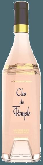 Clos du Temple Rose Gerard Bertrand Languedoc Cabrieres
