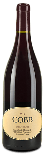 Cobb Coastlands 1906 Pommard Clone Pinot Noir Sonoma Coast