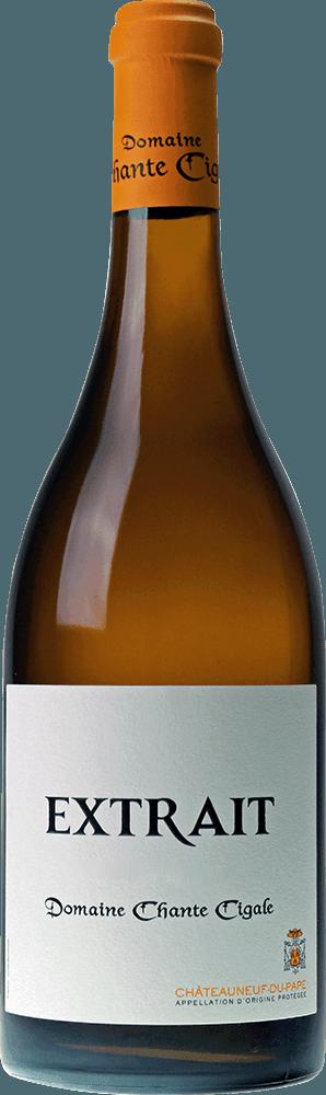 Domaine Chante Cigale Extrait Chateauneuf-du-Pape Blanc