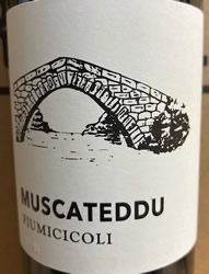 Domaine Fiumicicoli Muscateddu Vin de Corse