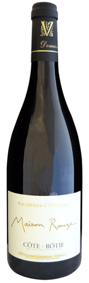 Domaine Georges Vernay Maison Rouge Cote-Rotie