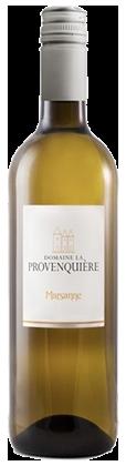 Domaine La Provenquiere Marsanne Pays d'Oc