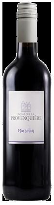 Domaine La Provenquiere Marselan Pays d'Oc