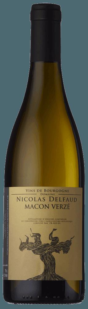 Domaine Nicolas Delfaud Macon-Verze Blanc