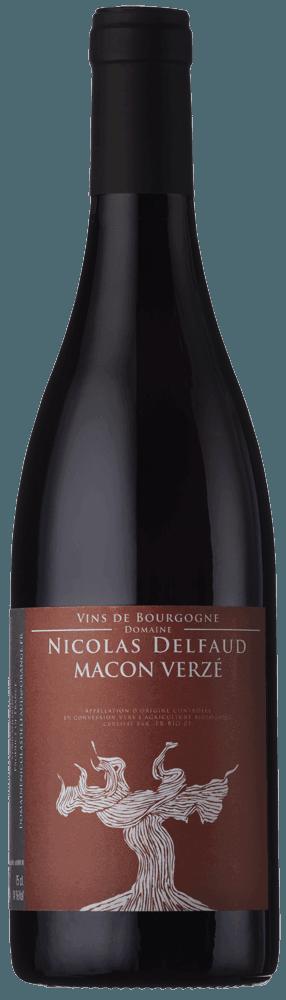Domaine Nicolas Delfaud Macon-Verze Rouge