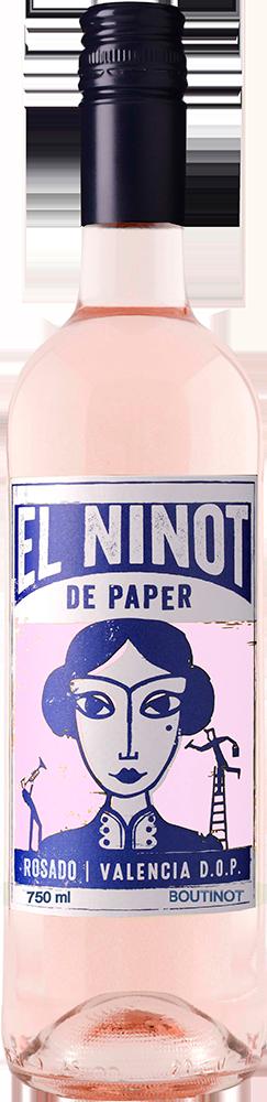 El Ninot de Paper Rosado Valencia