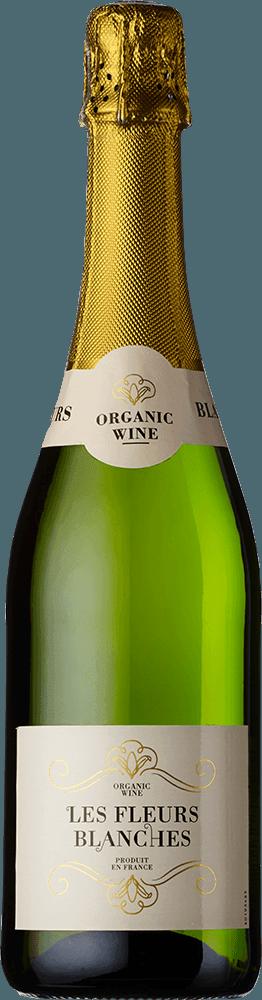 Les Fleurs Blanches Vin Mousseux Organic NV