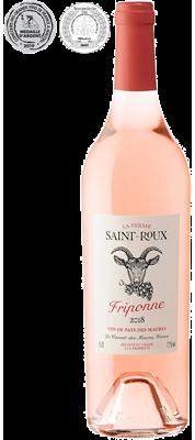 Chateau Saint Roux Friponne Organic Rose de Pays des Maures