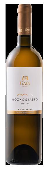 Gaia Wines Wild Ferment Moschofilero by Gaia Peloponnese