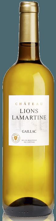 Chateau Lions Lamartine Gaillac Blanc