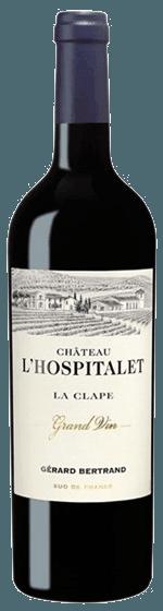Chateau l'Hospitalet La Clape Grand Vin Rouge Gerard Bertrand