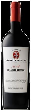 Gerard Bertrand Heritage An 118 Coteaux de Narbonne Rouge
