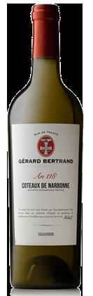 Gerard Bertrand Heritage An 118 Coteaux de Narbonne Sauvignon Blanc