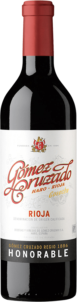Gomez Cruzado Honorable Rioja