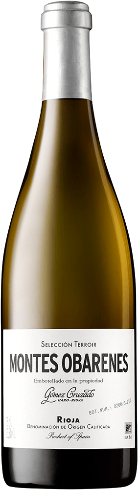 Gomez Cruzado Montes Obarenes Rioja Blanco