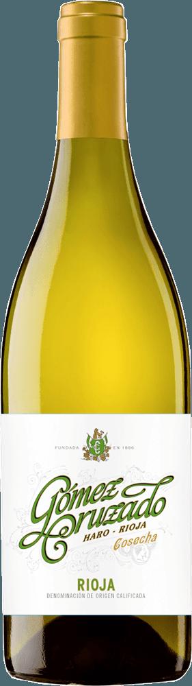 Gomez Cruzado Rioja Blanco 2 Ano