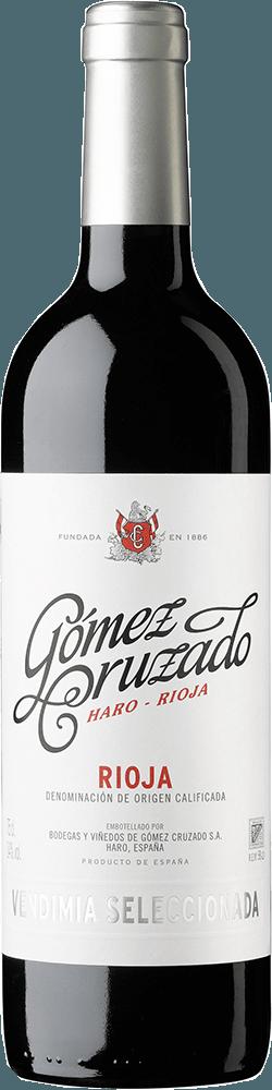 Gomez Cruzado Rioja Vendimia Seleccionada