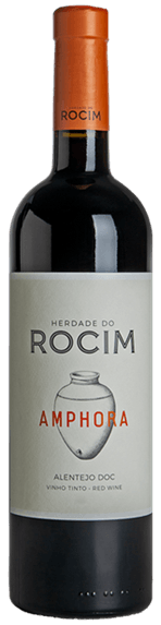 Herdade do Rocim Rocim Amphora Red Alentejo