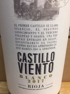 Castillo Viento Rioja Blanco
