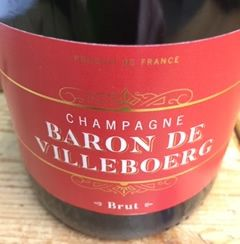 Baron De Villeboerg Champagne Brut NV