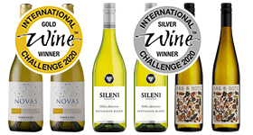 International Wine Challenge 2020 Medal Winning Whites Mixed Case